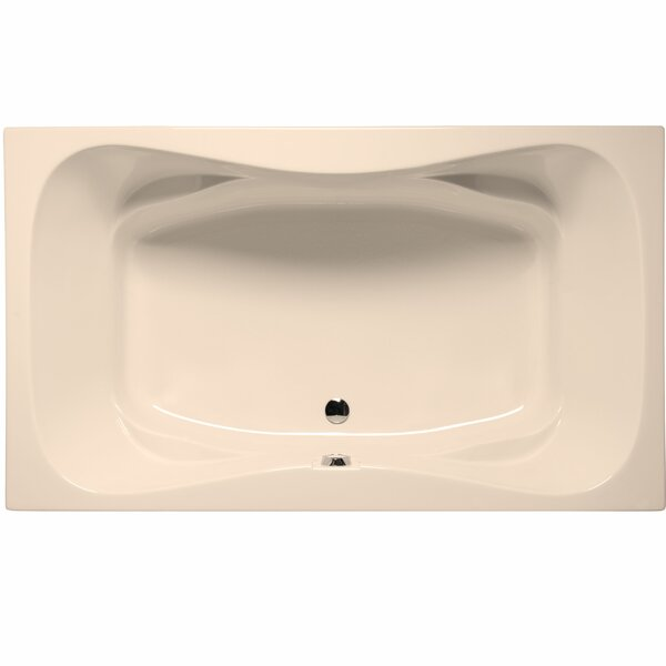 Oceanside 72 x 42 Air/Whirlpool by Malibu Home Inc.