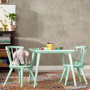 outdoor kids table chair sets you ll love wayfair