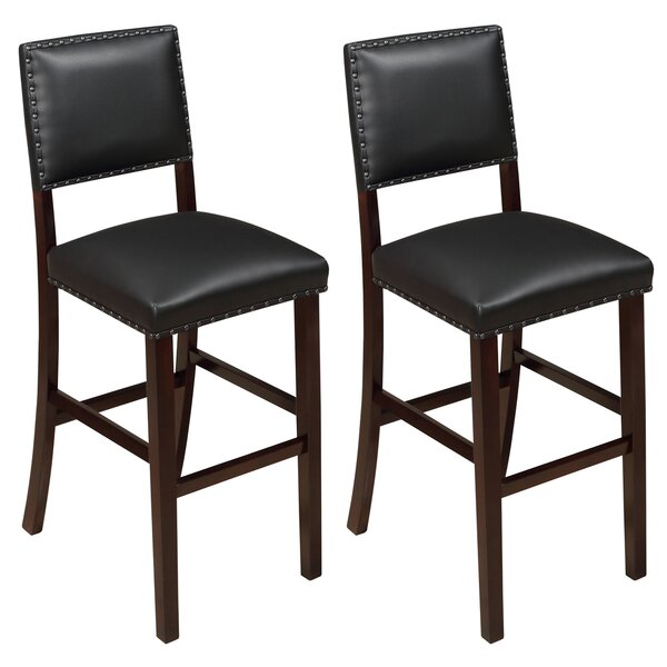 Birdsong 29 Bar Stool (Set of 2) by Charlton Home
