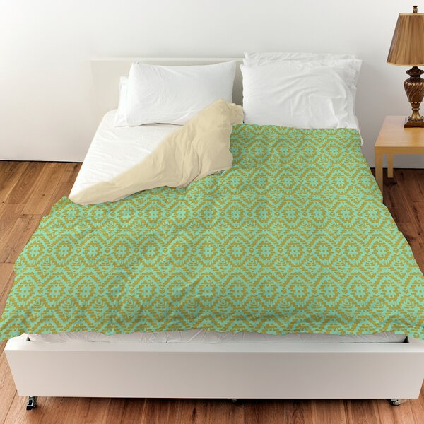 Woven Duvet Cover by Manual Woodworkers & Weavers