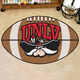 NCAA University of Nevada, Las Vegas (UNLV) Football Doormat by FANMATS