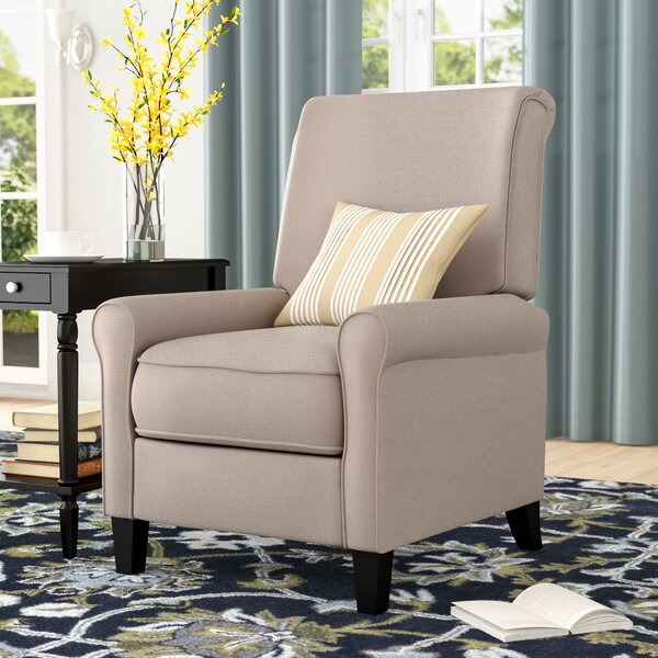 Gladding Manual Recliner by Charlton Home