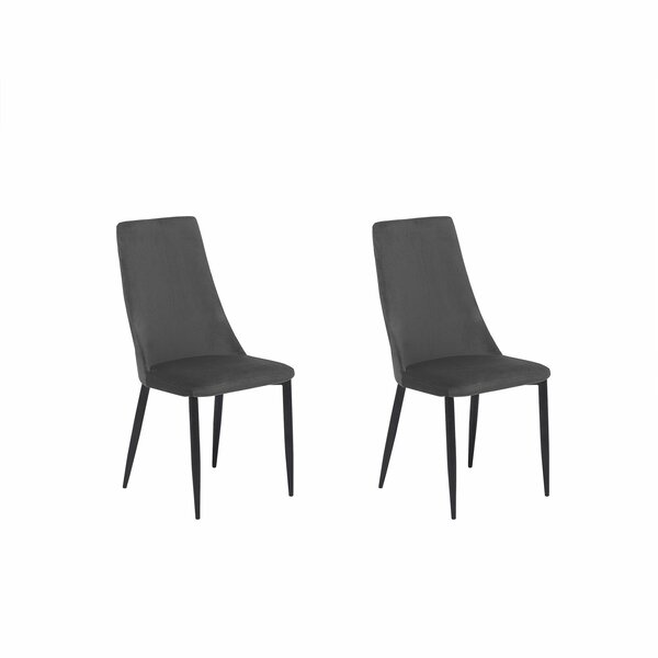 Oneill Upholstered Dining Chair (Set of 2) by Wrought Studio