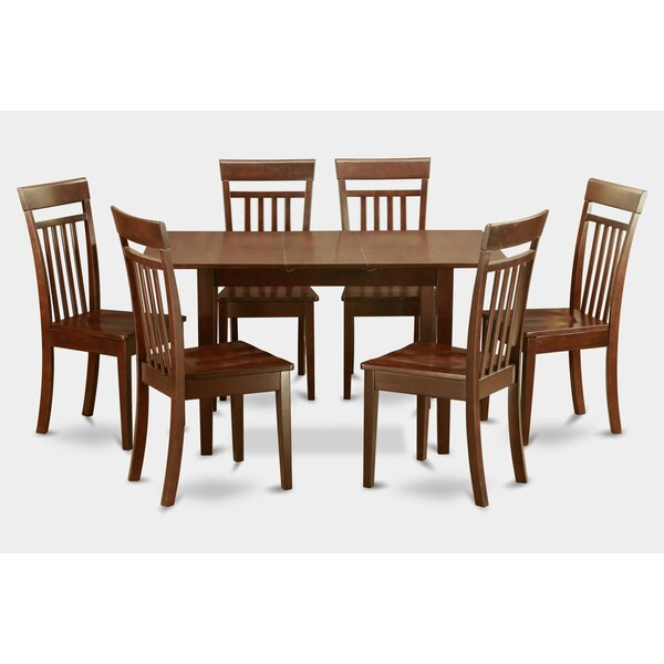 Balfor 7 Piece Extendable Dining Set by Andover Mills Andover Mills