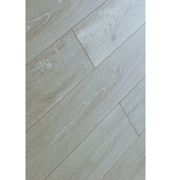 Machu Picchu 8 x 49 x 12mm Laminate Flooring in Gray (Set of 4) by Christina & Son