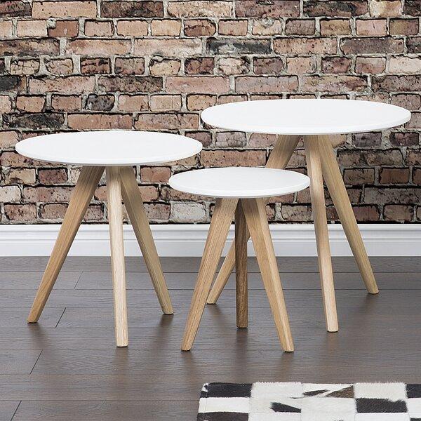 Garra 3 Piece Coffee Table Set by Home Loft Concepts Home Loft Concepts