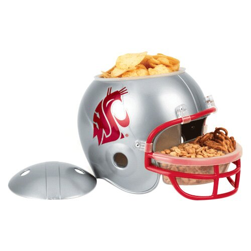 NCAA Snack Helmet Chip & Dip Tray by Wincraft, Inc.