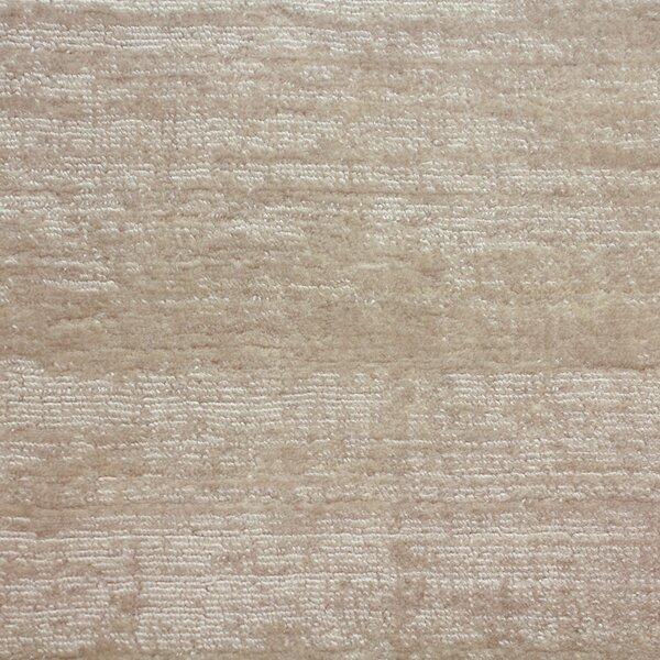 Staple Hill Hand-Woven Wool Almond Area Rug by Orren Ellis