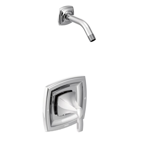 Voss Volume Control Shower Faucet with Trim and Moentrol by Moen