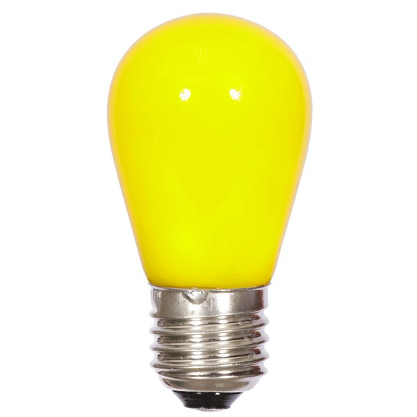 14 Light LED Ceramic Bulb by The Holiday Aisle