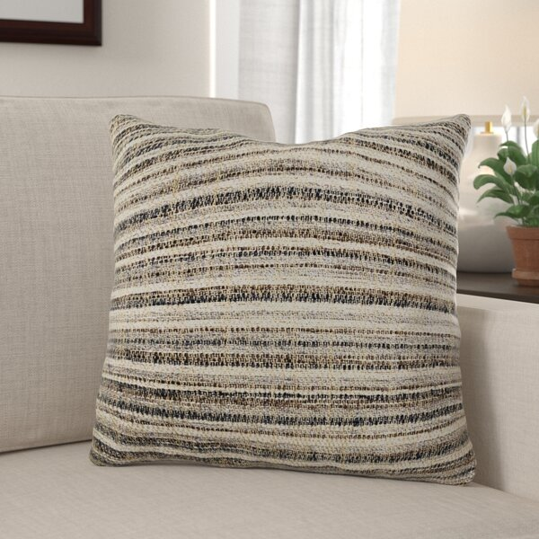 Delphi Luxury Tones Pillow by Foundry Select