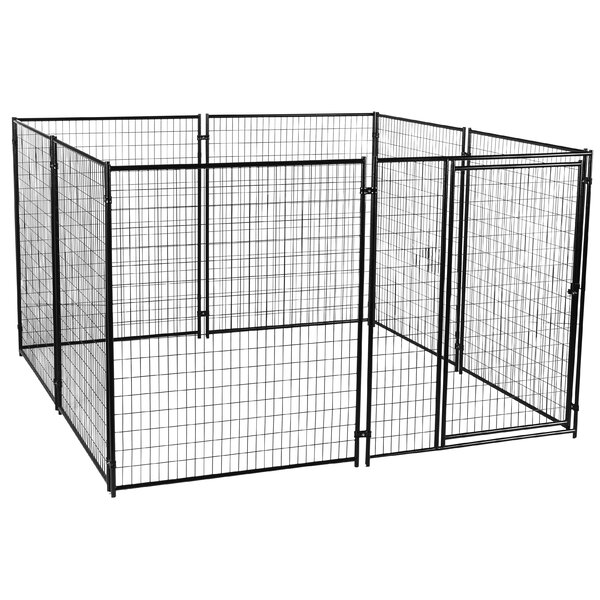 Alina™ Welded Wire Yard Kennel by Tucker Murphy Pet