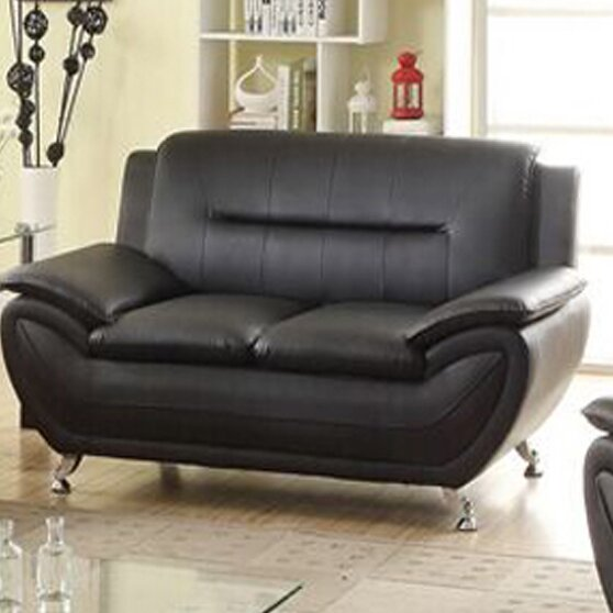 Brose Living Room Loveseat by Ebern Designs