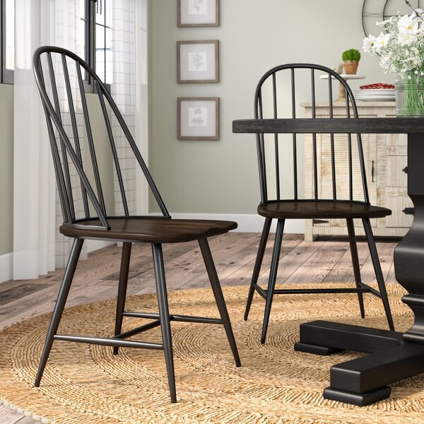 Guerin Dining Chair (Set of 2) by Laurel Foundry Modern Farmhouse