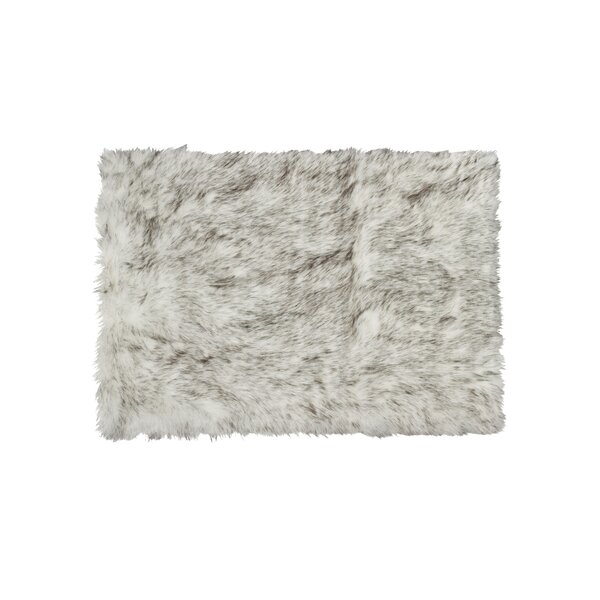 Shawnta Gradient Gray Area Rug by Union Rustic