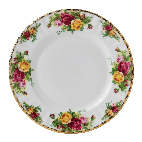 Old Country Roses 8 Salad Plate by Royal Albert
