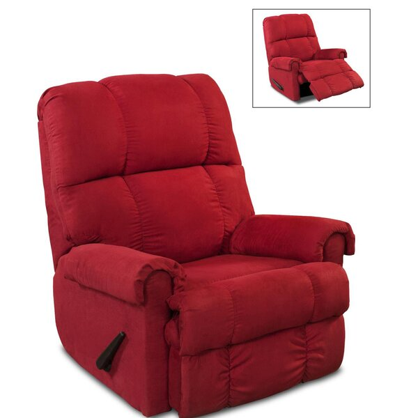 Leadbetter Manual Recliner [Red Barrel Studio]