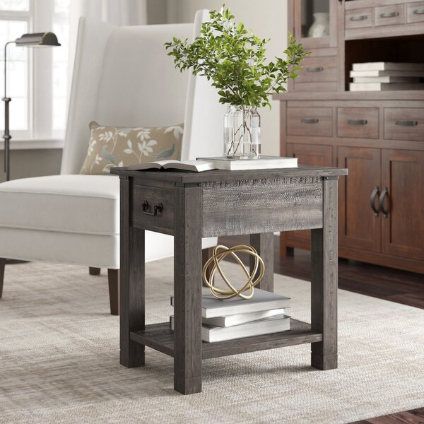 Natalia End Table by Birch Lane™ Heritage