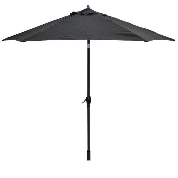 Breen 9' Market Umbrella by Red Barrel Studio