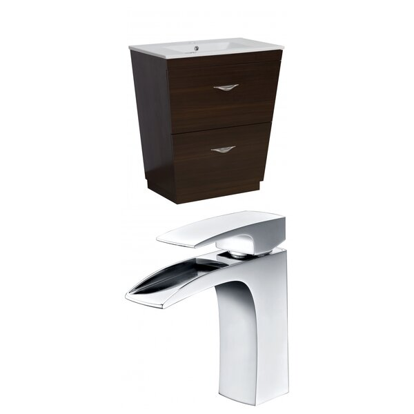 Dudelange 30 Single Bathroom Vanity Set by Royal Purple Bath Kitchen