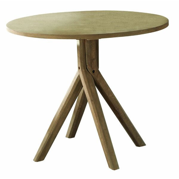 Robinswood Solid Wood Round Table by Brayden Studio Brayden Studio