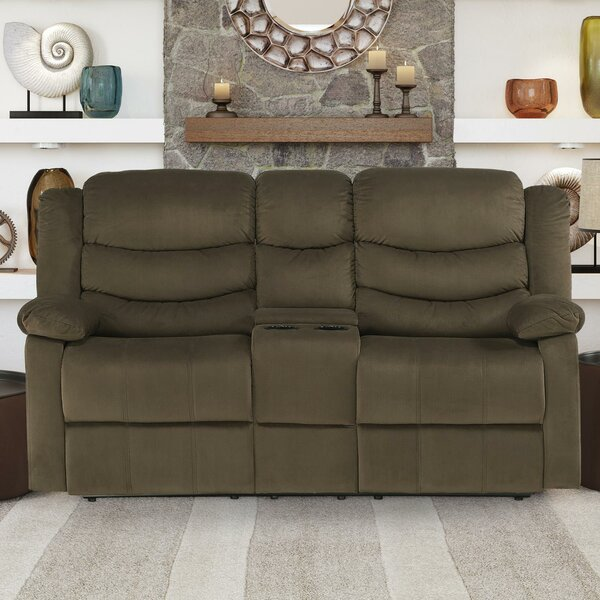 Get The Latest Chorley Reclining Loveseat by Red Barrel Studio by Red Barrel Studio