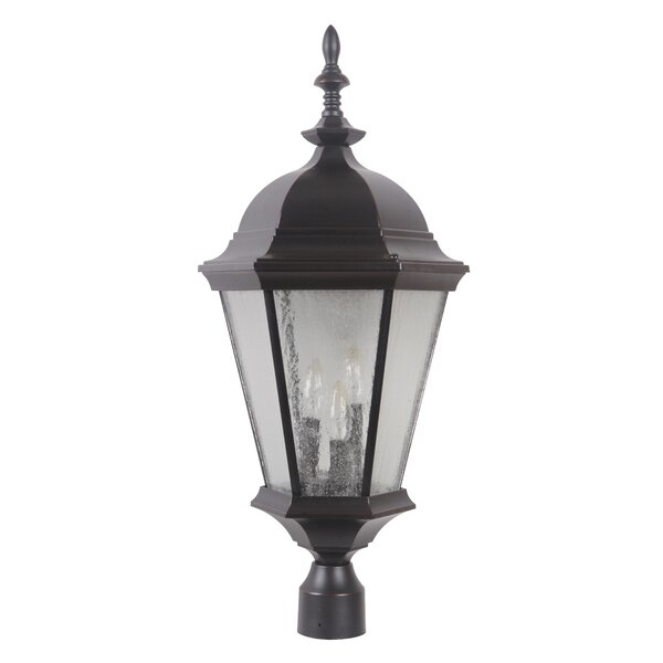 Lorie 3-Light Lantern Head by Darby Home Co