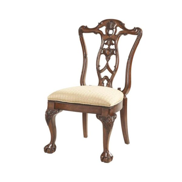 Antebellum Upholstered Dining Chair by Fine Furniture Design Fine Furniture Design