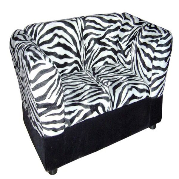 Zebra Storage Dog Sofa Bed by ORE Furniture