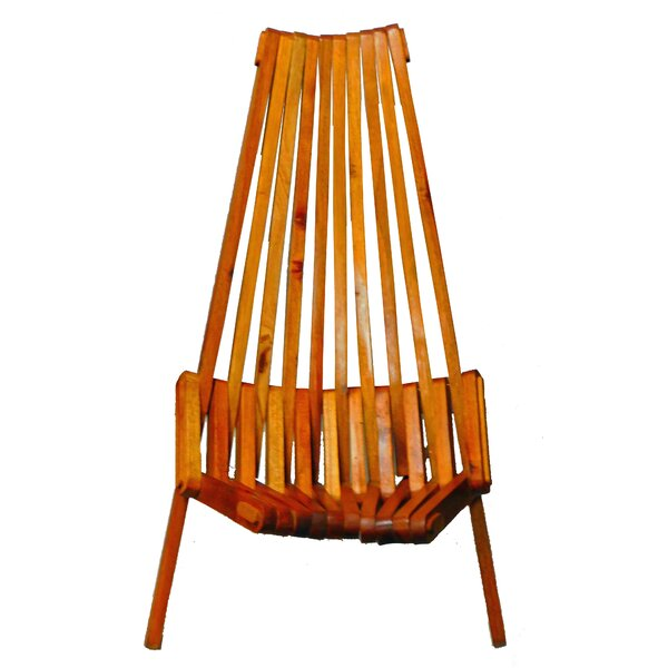 San Juan Wood Folding Chair by Nicahome LLC
