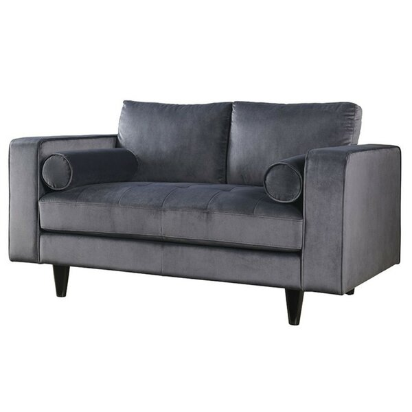 Trotter Upholstered Loveseat By Mercer41