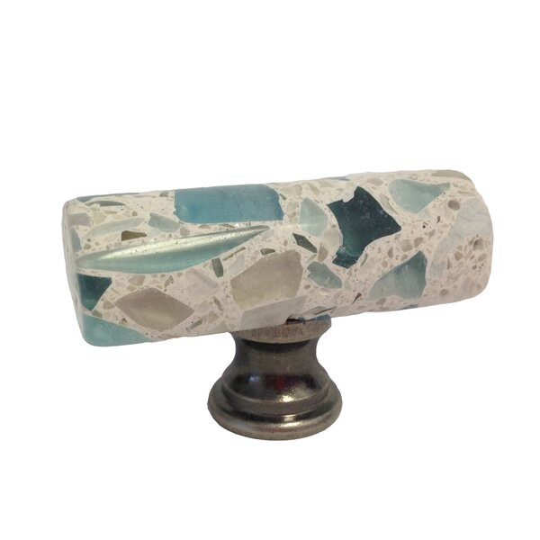 Vetrazzo Rectangle Novelty Knob by Vetrazzo