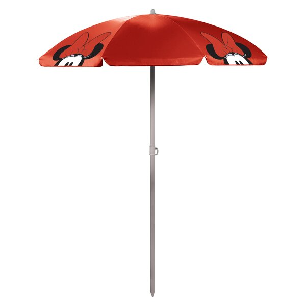Minnie Mouse 5.5' Portable Beach Umbrella by ONIVA ONIVA™