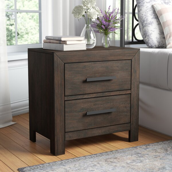 Mccorkle 2 Drawer Nightstand by Gracie Oaks