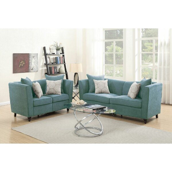 Causey 2 Piece Living Room Set by Red Barrel Studio