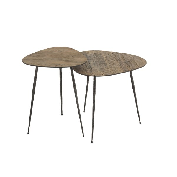 Jim End Table by Gabby
