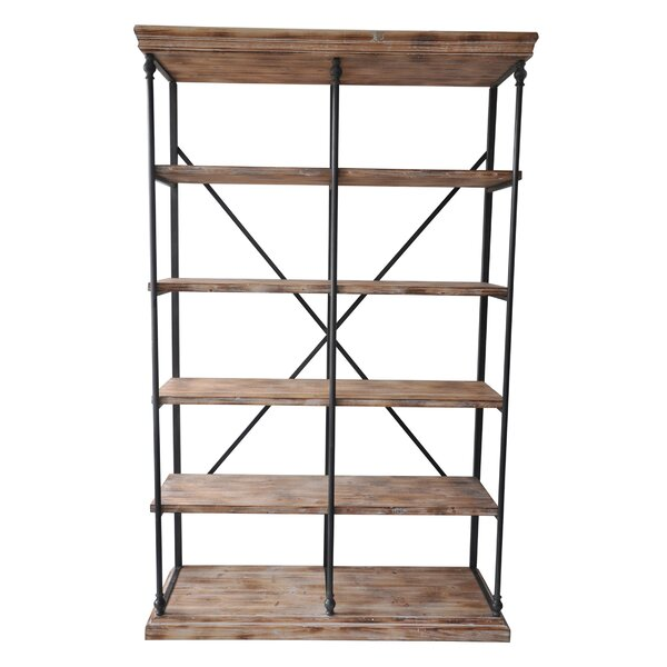 Cassilyn Etagere Bookcase by Gracie Oaks