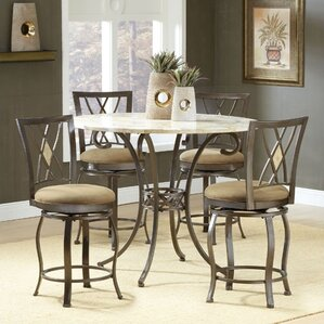 Boundary Bay Table Set by Red Barrel Studio
