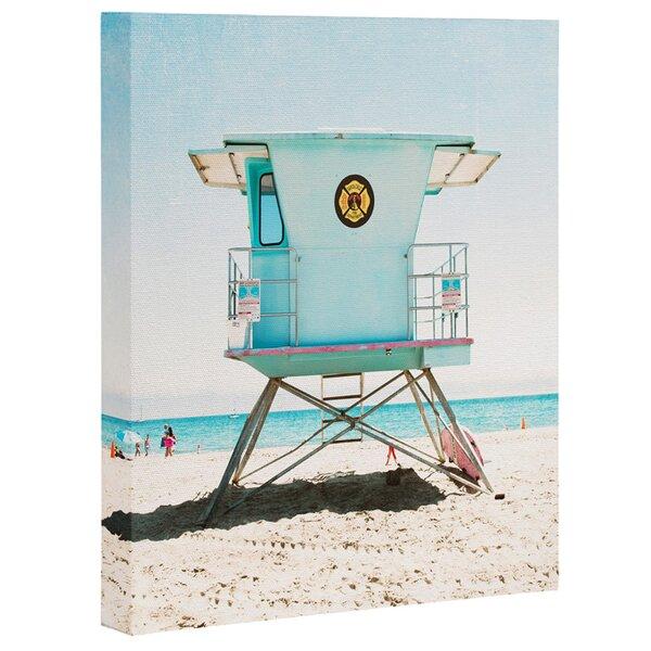 Santa Cruz Summer Photographic Print on Canvas by Bay Isle Home