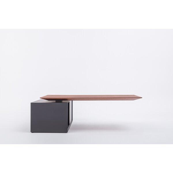 Behnke L-Shape Executive Desk