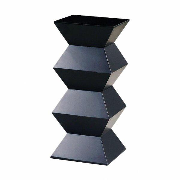 McMillan Pedestal End Table by Orren Ellis