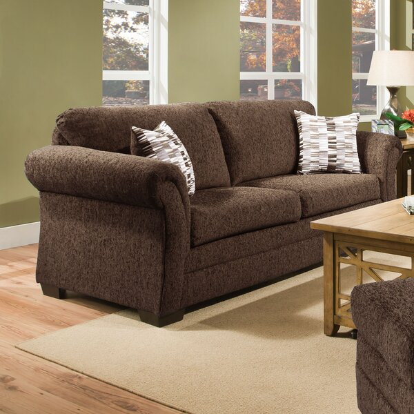 Simmons Upholstery Balcones Sleeper Sofa by Alcott Hill