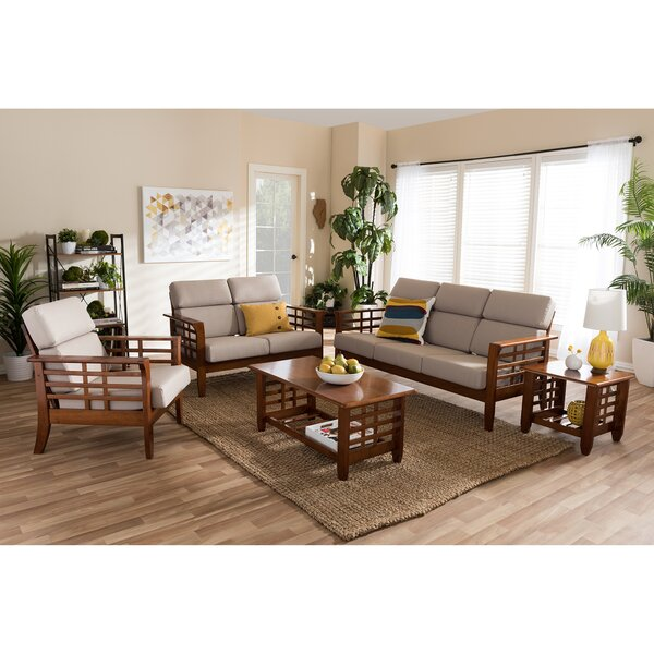Mayon 5 Piece Living Room Set by Latitude Run