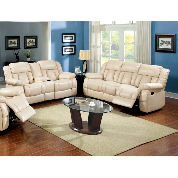 Carlmane Reclining Configurable Living Room Set by Hokku Designs