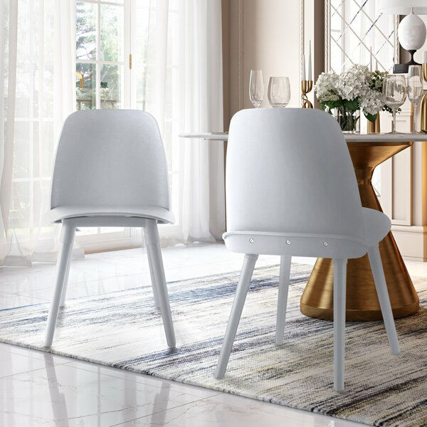 Fordham Dining Chair (Set of 2) by Wrought Studio