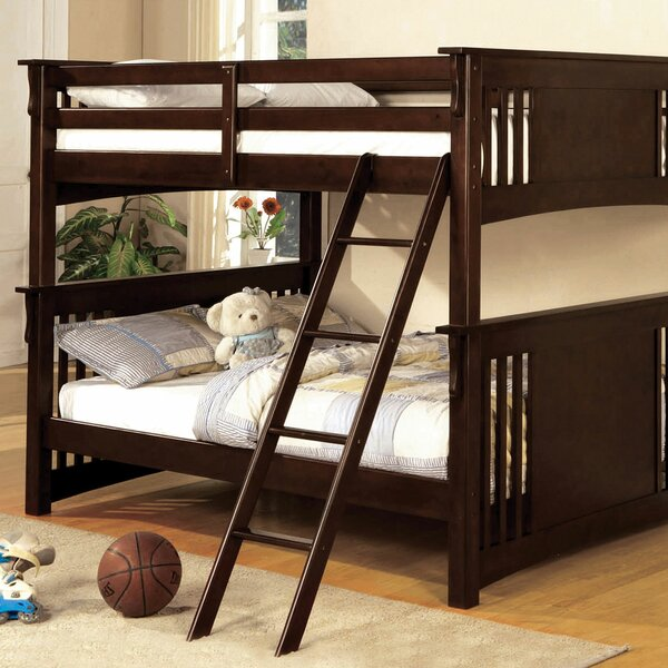 Genebern Bunk Bed by Harriet Bee