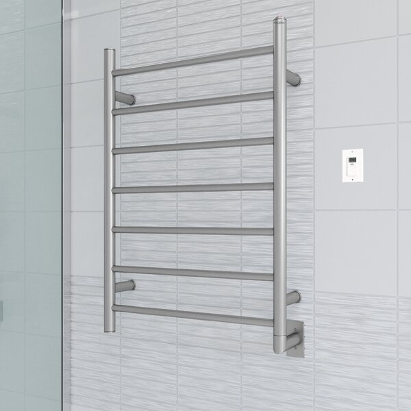 Comfort Wall Mount Electric Towel Warmer by Ancona