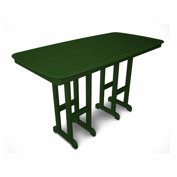 Nautical Plastic Bar Table by POLYWOOD POLYWOOD®