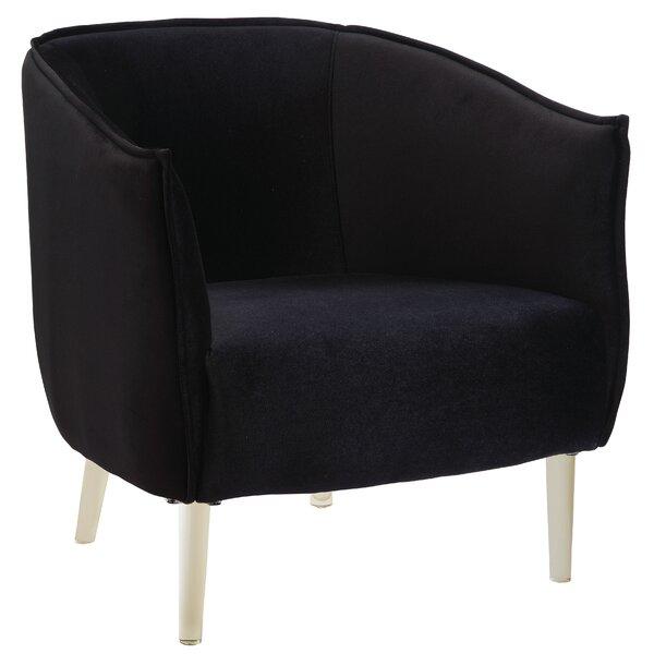 Linderman Barrel Chair by Brayden Studio Brayden Studio