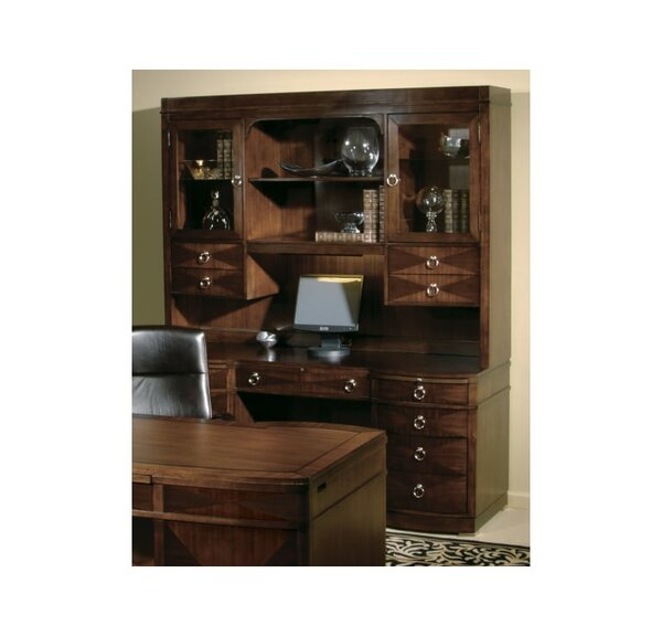 Waymon Executive Desk by Bloomsbury Market